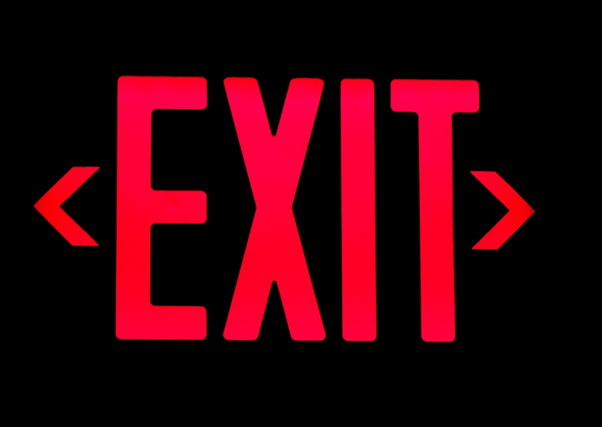 electrical maintenance  importance of emergency exit signs in business premises